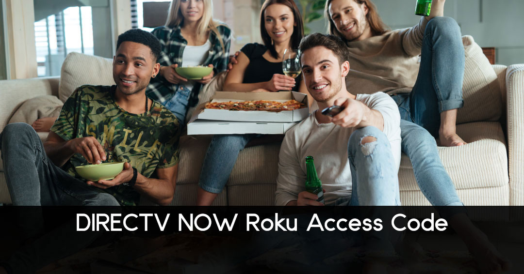 Get DIRECTV NOW on Roku
