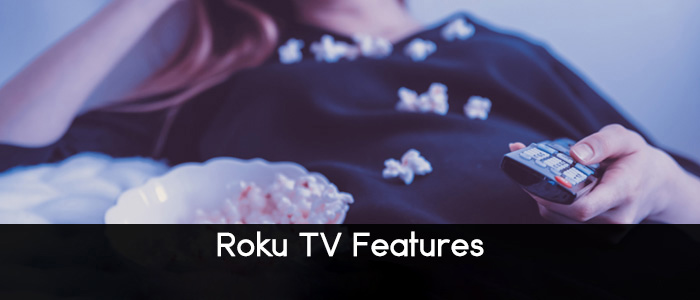New Roku TV Features