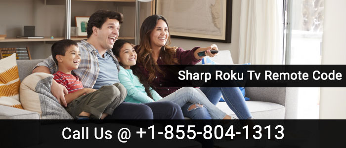 Resolve Sharp Roku TV Remote not Working
