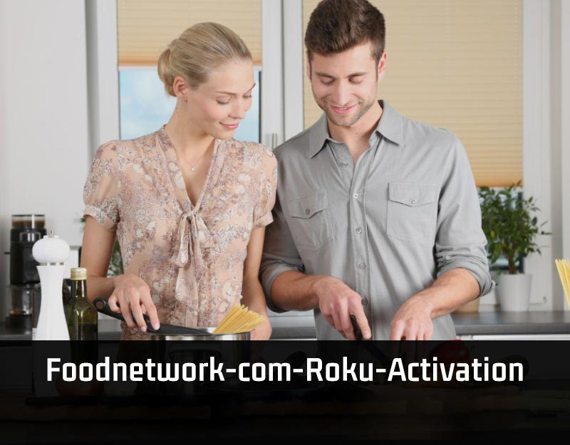 foodnetwork com roku activation