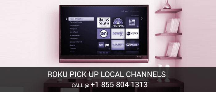 does roku pick up local channels   link