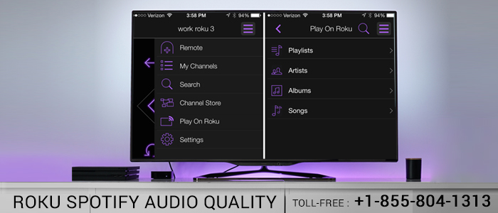 Experience The Performance Of Roku Spotify Audio Quality