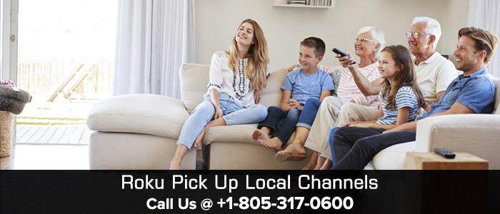 Does Roku Pick Up Local Channels