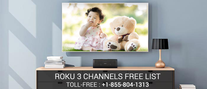 Roku 3 Channels Free List