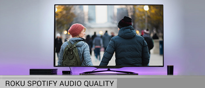 Roku Spotify Audio Quality