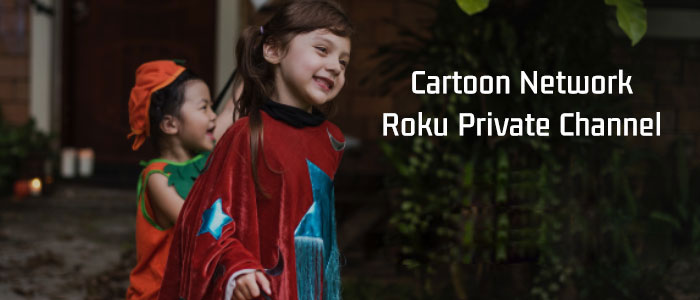 Cartoon Network Roku Private Channel
