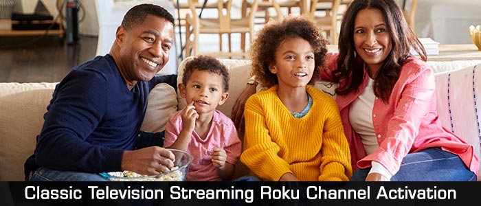 add Classic Television - Streaming Channel on roku