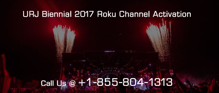urj biennial 2017 roku channel activation