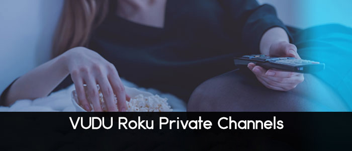 Stream VUDU Roku Paid Channel