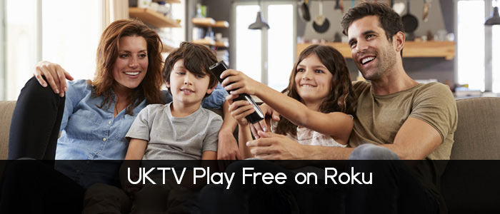 UKTV PLAY free on Roku