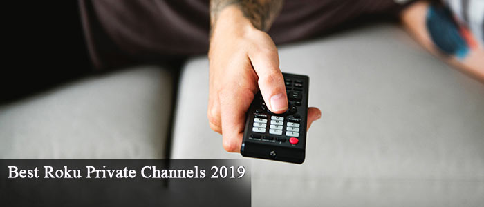 Roku Private Channels 2019